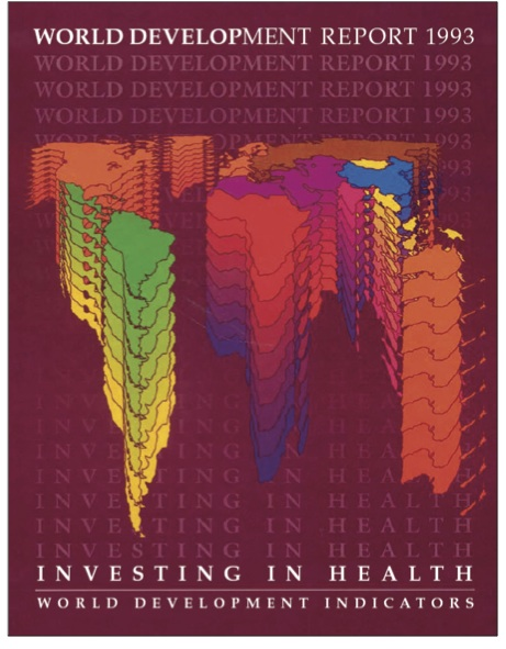 The World Development Report in 1993 focused on the economic value in  focusing on a narrow