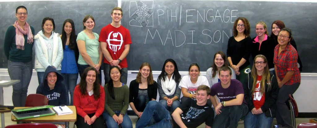 The team in Madison, Wisconsin bonded at their community retreat.